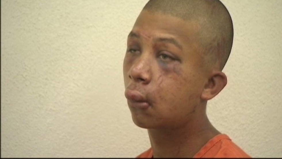 Dad's 911 call: I've beaten up my son's assailant