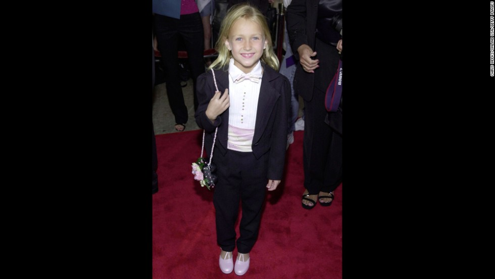 "Bartusiak attends the premiere of ""The Patriot"" on June 27, 2000, in Century City, Calfiornia."