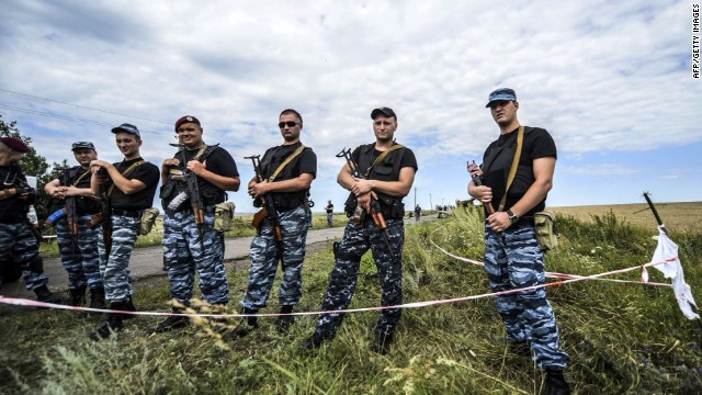 What attack on MH17 means for terrorism