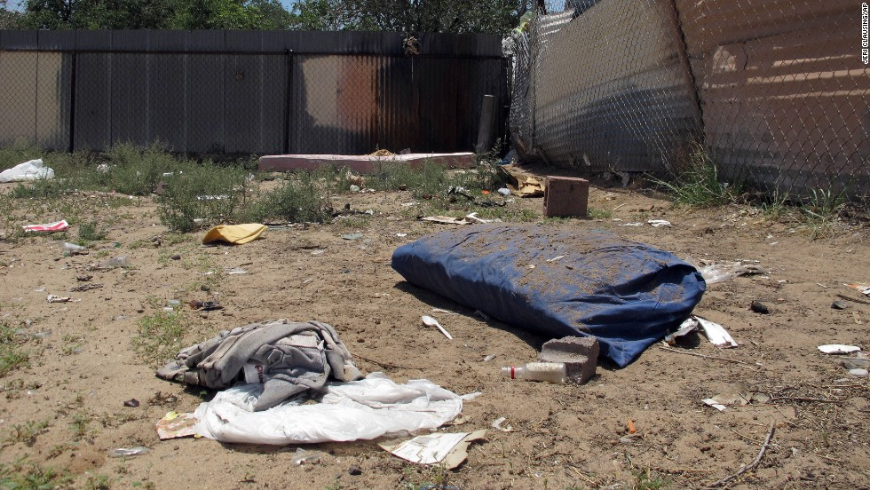 Three New Mexico teens charged with killing homeless men