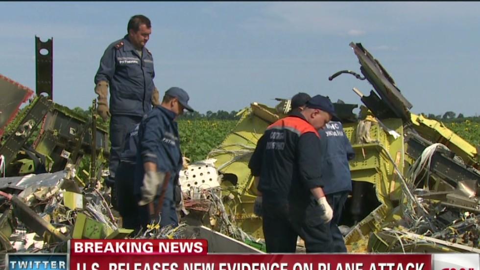 U.S.: Photos implicate Russia in MH17 - CNN Video