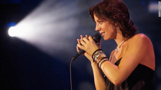 Sarah McLachlan wraps up her 2014 tour in early August.