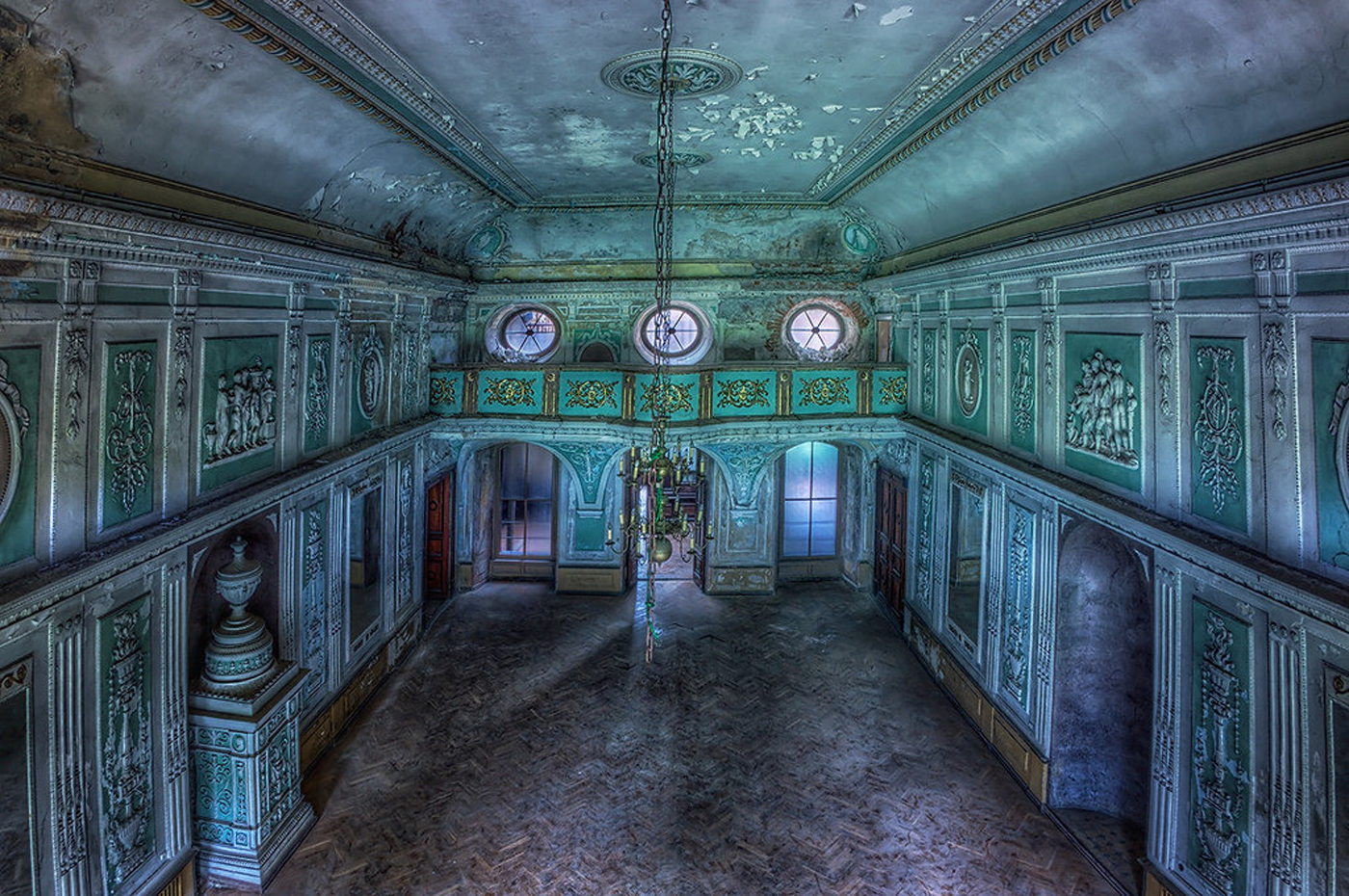 Abandoned Palaces In Poland Make For Haunting Images Cnn Travel