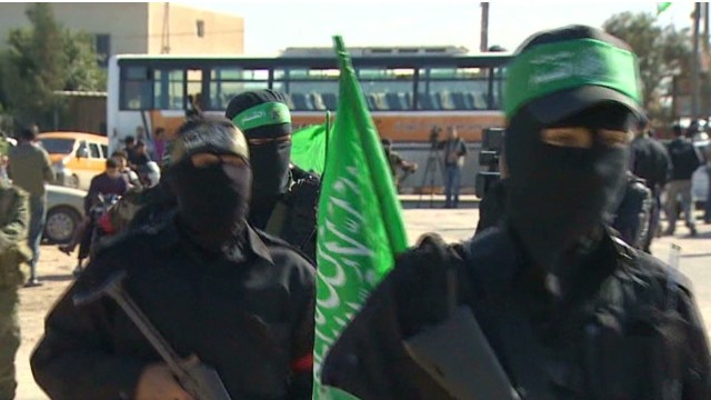 Is Qatar backing Hamas?
