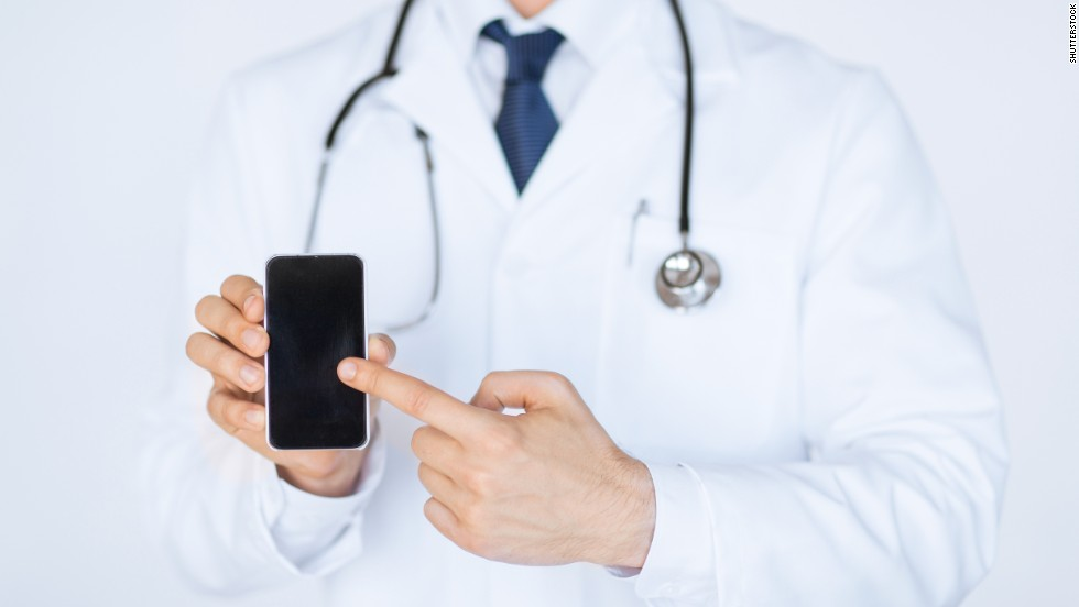 Uber-inspired apps bring a doctor right to your door