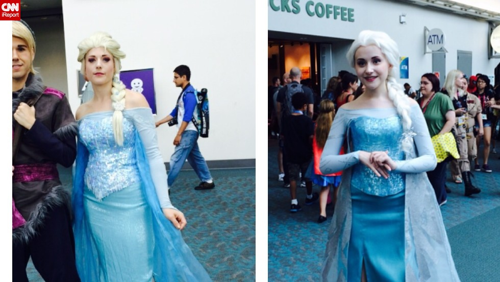 Cosplay at Comic-Con: Who wore it best?