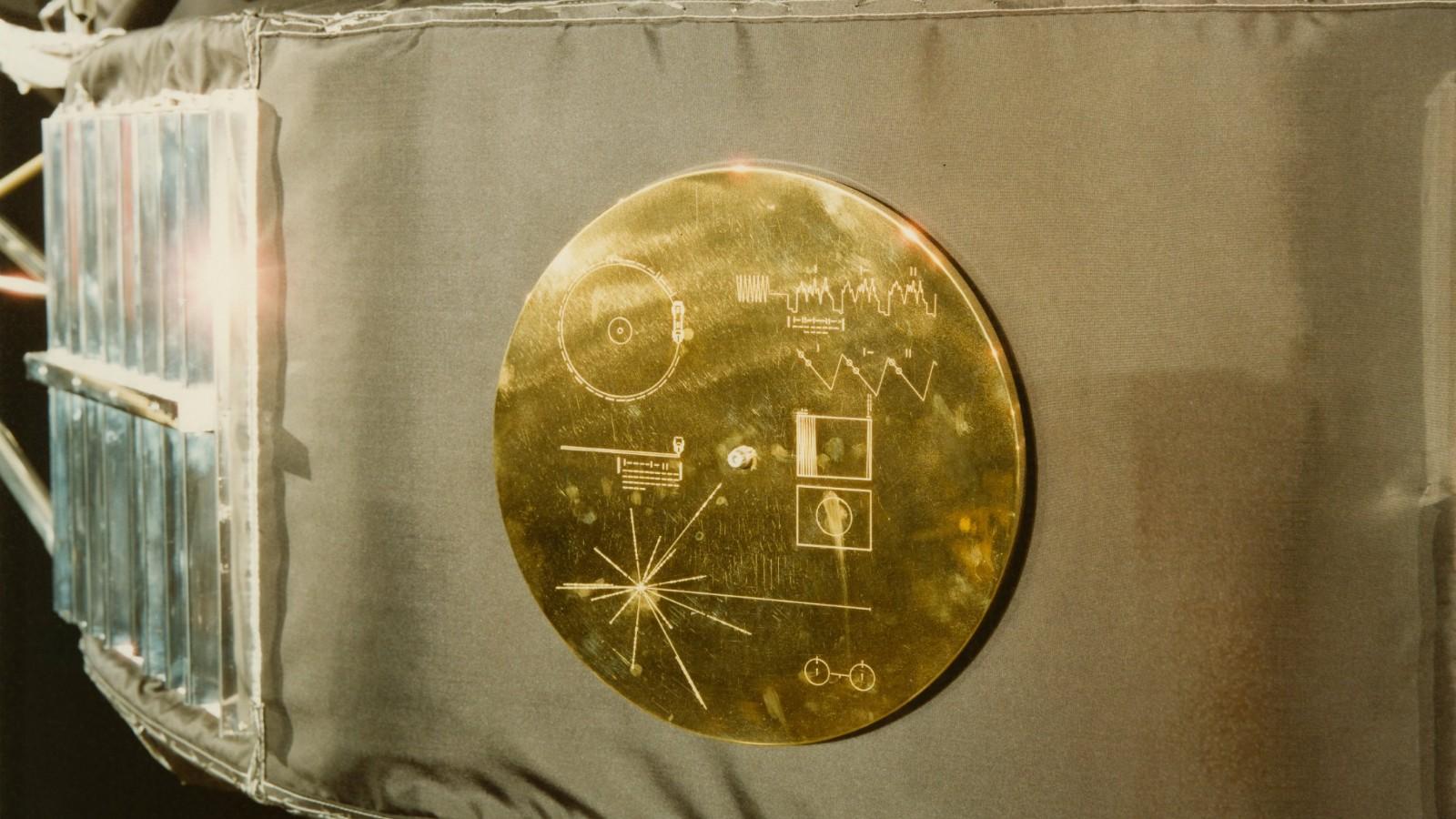 voyager spacecraft recording - photo #9