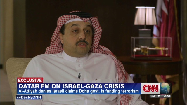 Al-Attiyah: Israel doesn't want peace