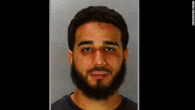 Jonathan Rosa is charged with three counts of murder stemming from Friday's carjacking in Philadelphia.