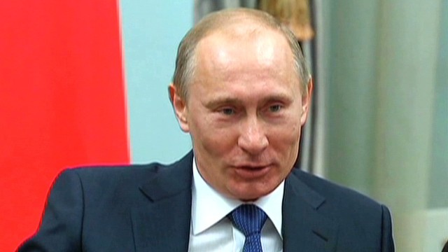 What next for 'Strongman' Vladimir Putin?