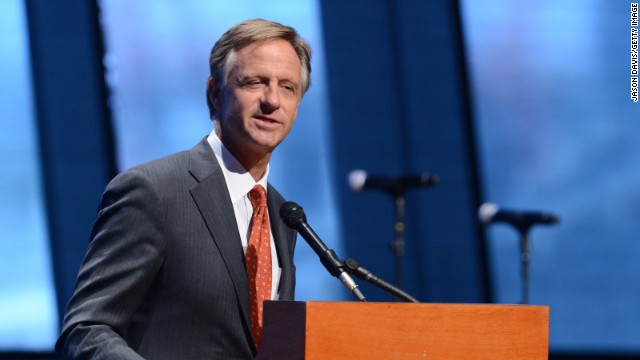 Tennessee Gov. Bill Haslam says the law doesn't discriminate against anyone.