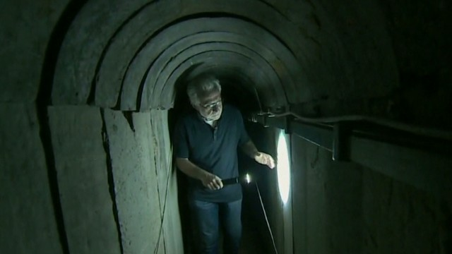 Hamas tunnel threat has Israel on edge