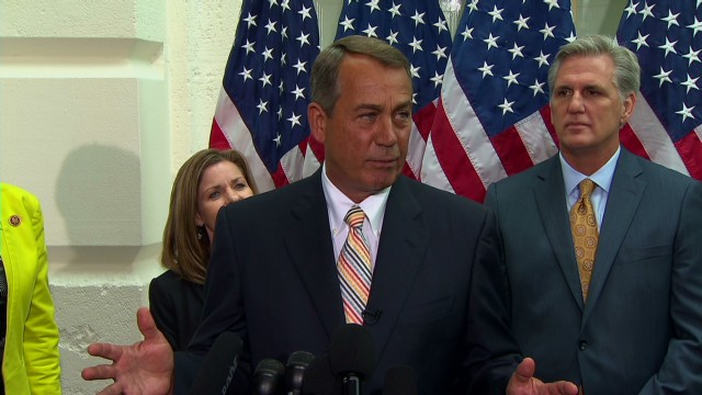 Boehner: No GOP plans to impeach Obama