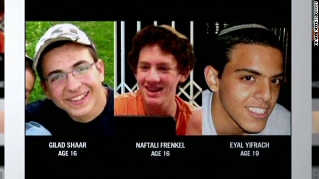 Laying blame for deaths of Israeli teens