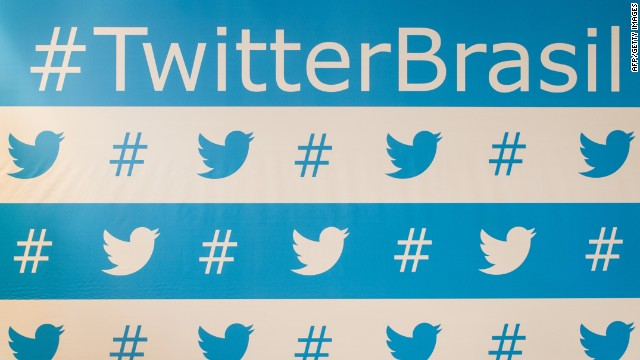 Twitter shares soared on strong user and ad growth in on Q2 results which included the World Cup.