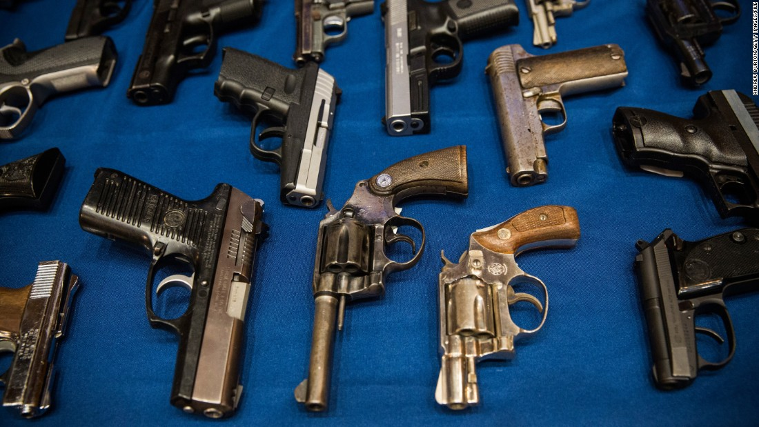 Connecticut's strict gun law linked to large homicide drop