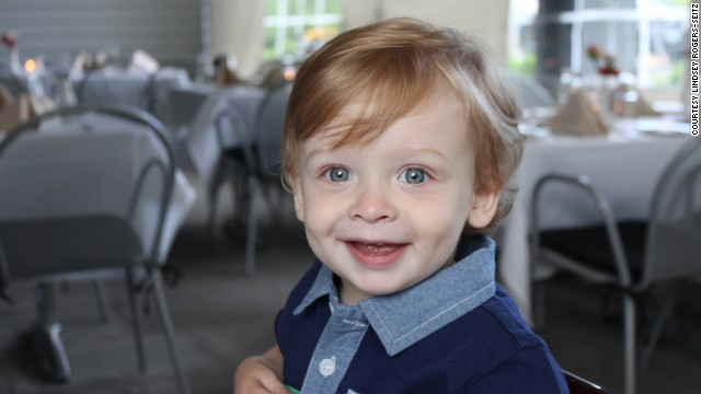 Benjamin Seitz, who was 15 months old, died on July 7 after being left all day in a hot car.