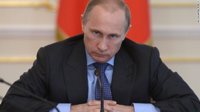 Sanctions are 'pointless,' says Russian