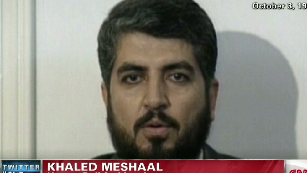 Israeli spies poisoned a Hamas leader - CNN Video