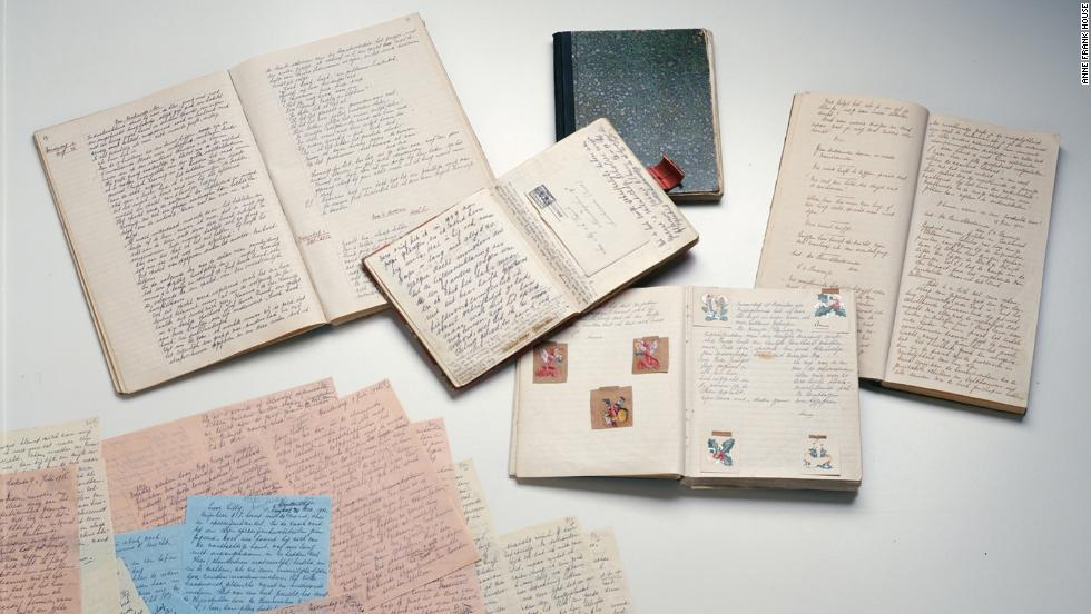 How to write a novel in diary form