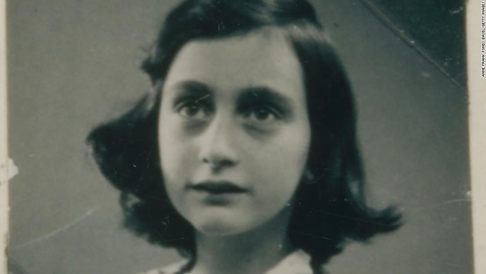 "Friday, August 1, 2014, marks the 70th anniversary of Anne Frank's final diary entry. Three days later, she was arrested with her family in the ""secret annex"" of a house in Amsterdam, Netherlands, where they had hidden for two years. She later died at the Bergen-Belsen concentration camp when she was 15. In her diary, Anne describes a<strong> </strong>1942 picture of herself: ""This is a photo as I would wish myself to look all the time. Then I would maybe have a chance to come to Hollywood."" Click through the gallery to see other pages from her diary:"