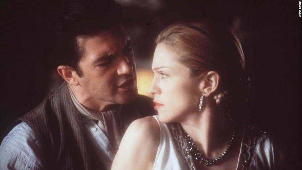 "<strong>""Evita"" (1996):</strong> Don't cry for her, Argentina. This film version of the musical, starring Madonna, centers on the woman who would become first lady of Argentina. <strong>(Netflix)</strong>"