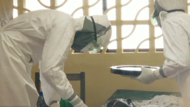 Ebola patients to be treated in the U.S.