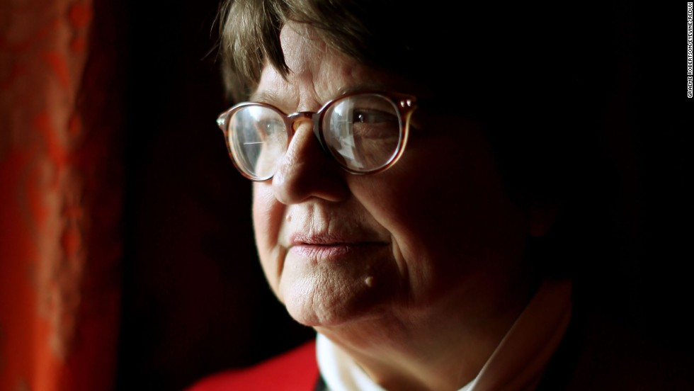 "Sister Helen Prejean has been on a mission to end the death penalty for three decades. The Roman Catholic nun rose to fame after the success of her book and the subsequent 1995 film adaptation, ""Dead Man Walking."""