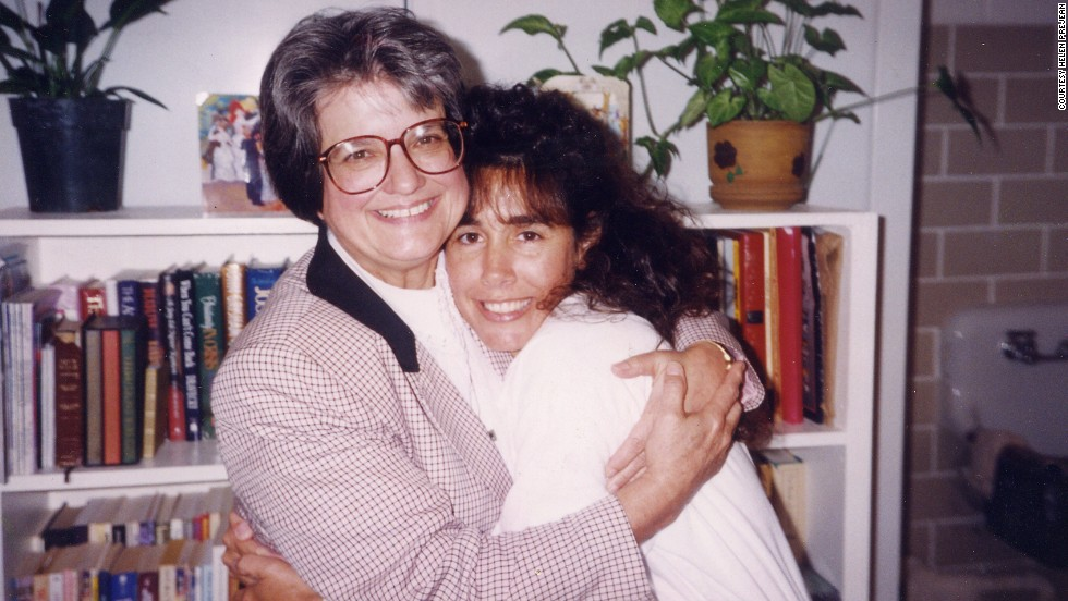 Prejean visited Karla Faye Tucker, who was executed in 1998 for murders. Tucker said she got sexual gratification from the killings but later became a Christian. Prejean thought the clemency board ought to have considered the change in Tucker.