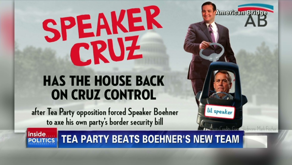 Boehner, Cruz & 'governing by stunt'