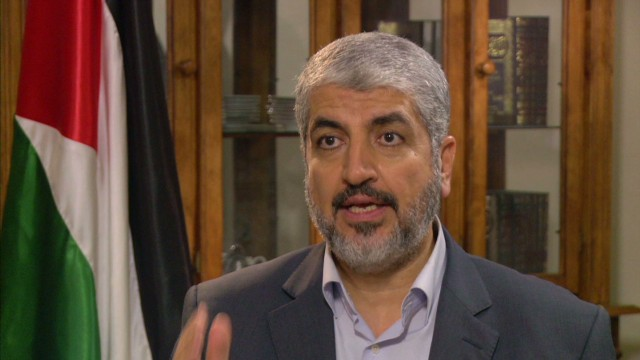 Hamas leader: Trump has 'historic opportunity'