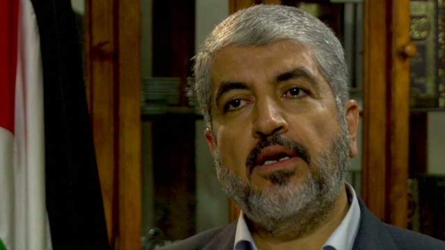 Hamas leader insists he's in control