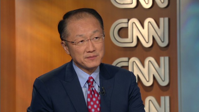 World Bank commits to fighting Ebola