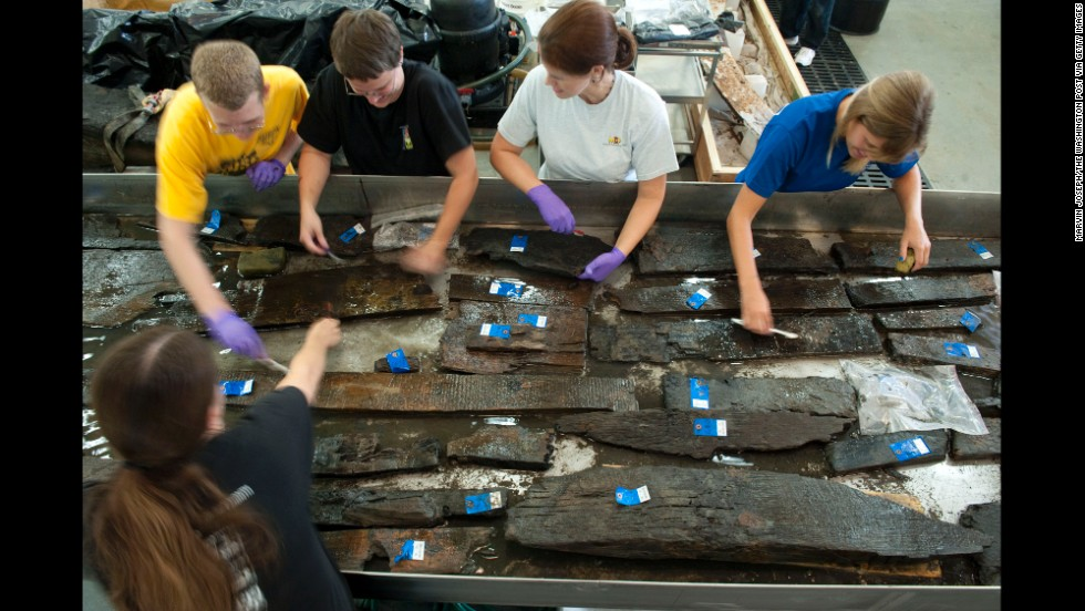 Researchers: Centuries-old ship at NYC ground zero likely from Philadelphia