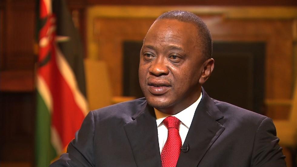 Kenyatta: Terror in Africa a global issue - CNN Video
