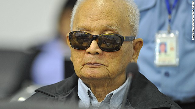 "Nuon Chea, ""Brother Number Two."""