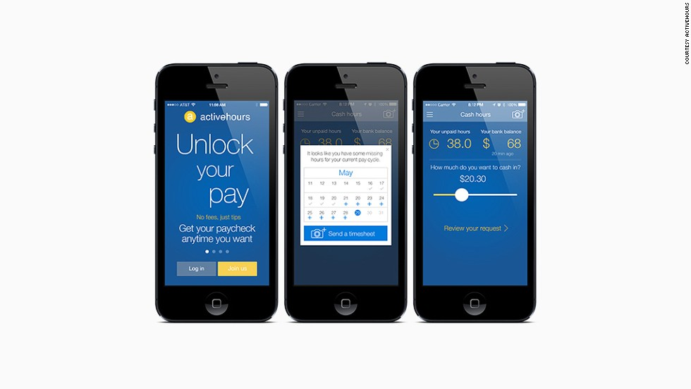 Startup offers payday advances without the pesky loan-sharking