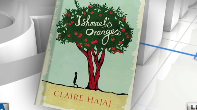Author has Jewish mom, Palestinian dad