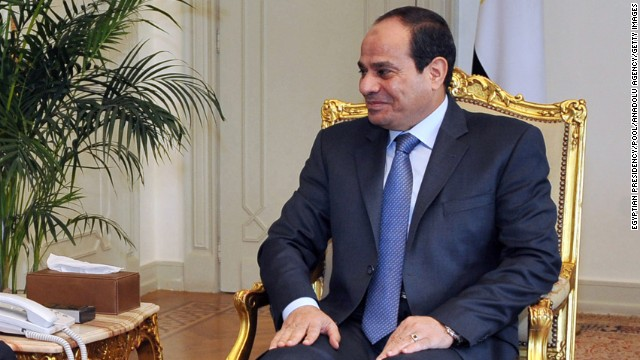 Moussa: El-Sisi will succeed