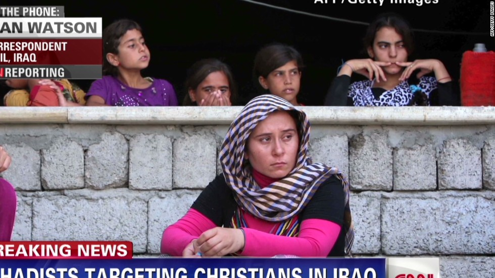 ISIS overtakes Iraq's largest Christian city