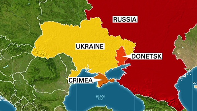 Ukraine: Rebels shot down military plane