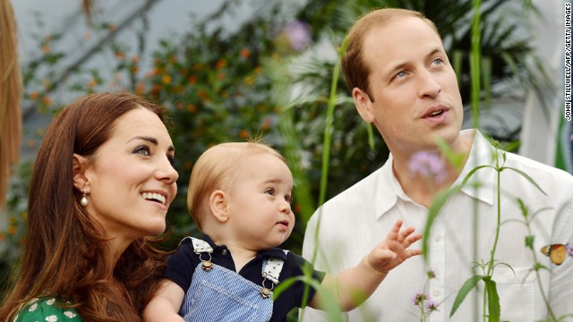 Catherine and William expecting again