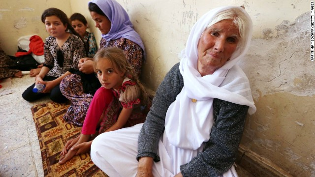 Who are the Yazidis?