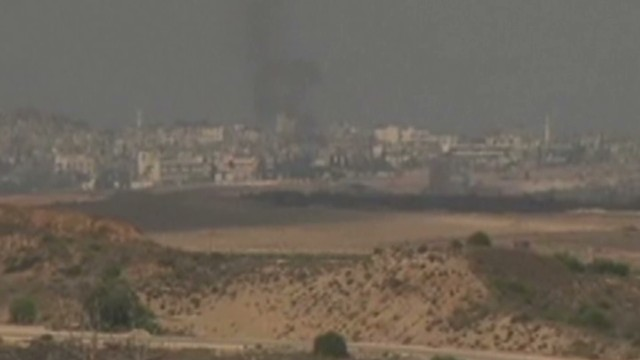 Gaza cease-fire expires, fighting returns