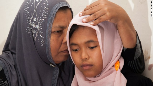 Tsunami victim found 10 years later