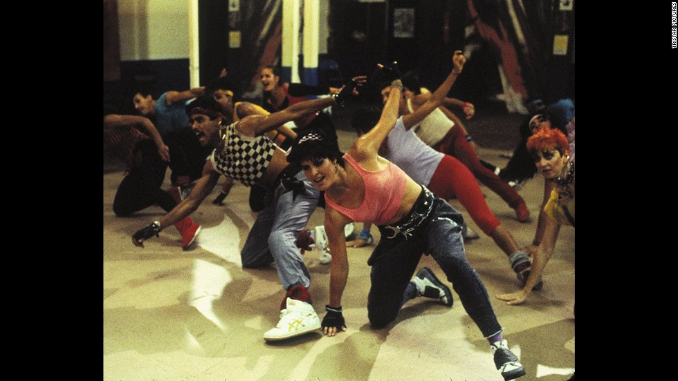 "Suddenly, everyone and their cousin fancied themselves a master of backspin, windmills and the worm, toting cardboard at all times in case a breakdance battle busted out -- as in ""Breakin'2: Electric Boogaloo."""