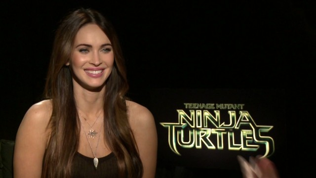 'Teenage Mutant Ninja Turtles' unmasked
