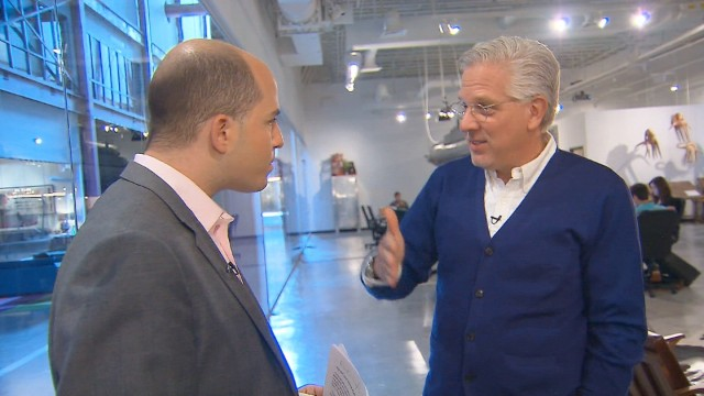 Glenn Beck on his media role model
