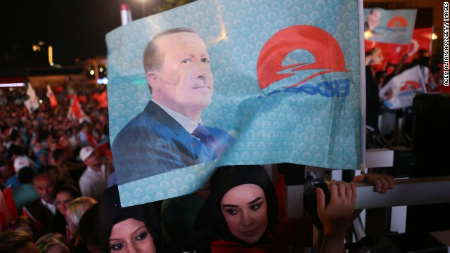 Turkish Prime Minister wins presidency