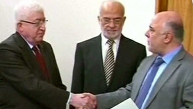 al-Maliki defiant as successor is appointed